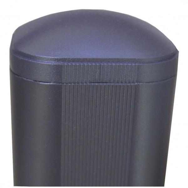 Poteau Aluminium Pour Cl Ture En Bois Composite Cl Ture Composite