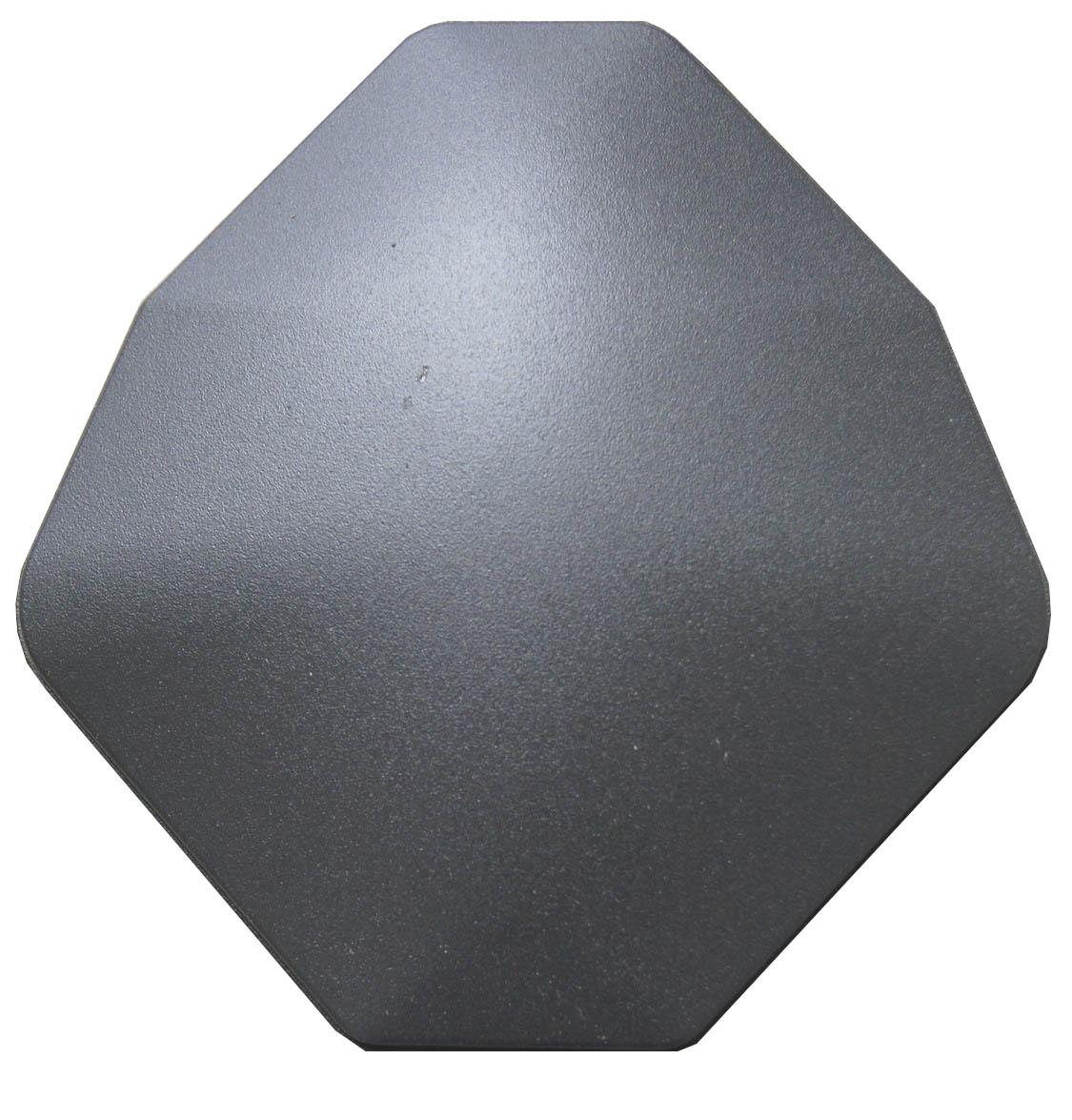 Poteau D Angle En Aluminium Pour Cl Ture En Bois Composite Cl Ture Composite
